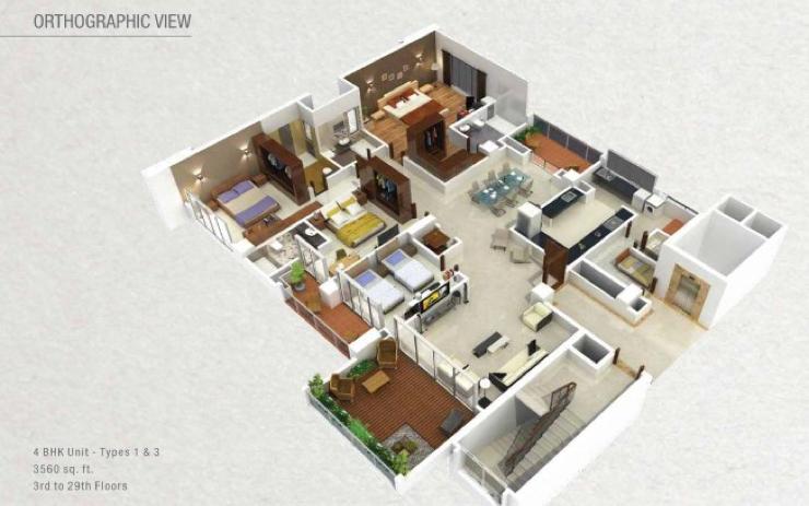 valmark apas floor plan