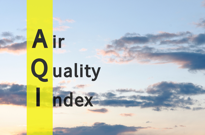 check the air quality