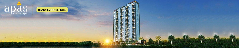 Valmark APAS Project - High end Apartments on Bannerghatta Road