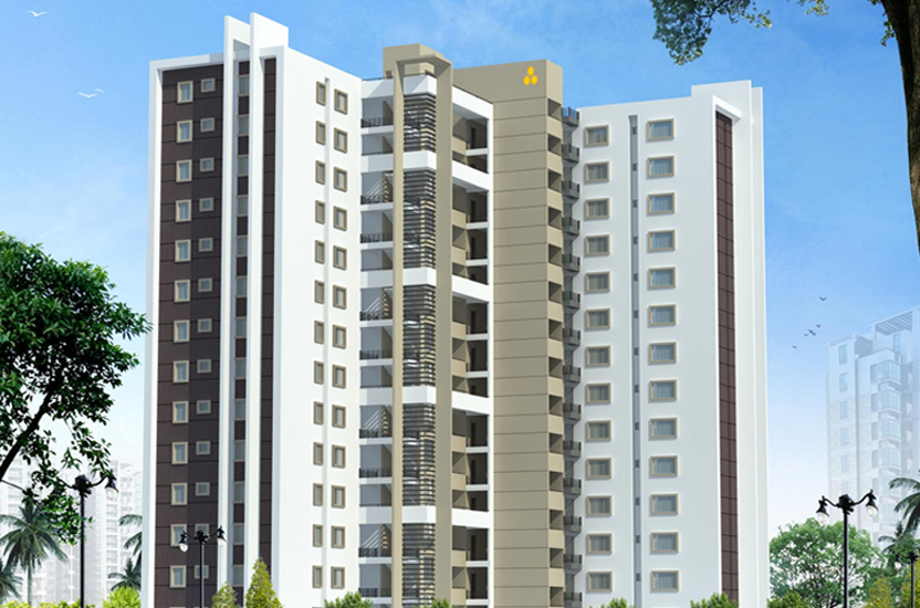 Valmark Aastha Gallery - 3 Bhk Apartments in South Bangalore