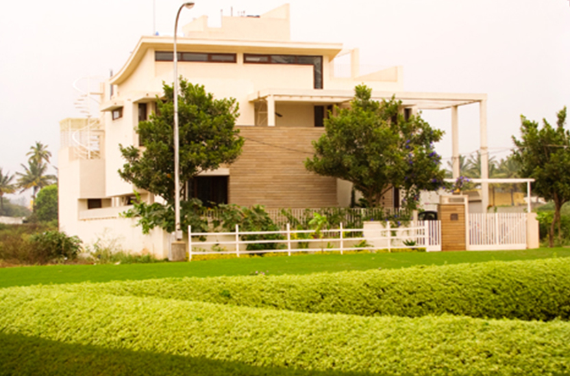 residential areas in bangalore