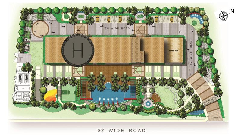 Valmark APAS Residential Project Master Plan